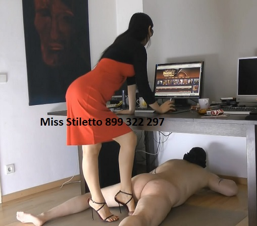 Miss Stiletto 899 322 297